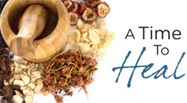 A Time to Heal Herbs Logo
